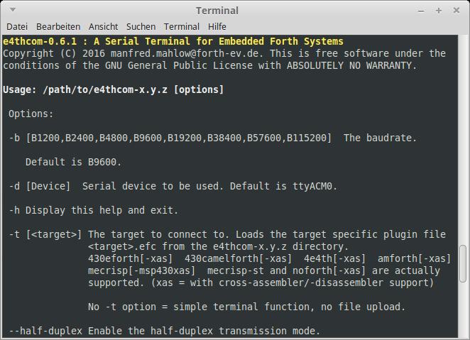 Gforth 0.6.2